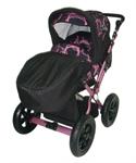 Детская коляска-трансформер Happy Baby Victoria