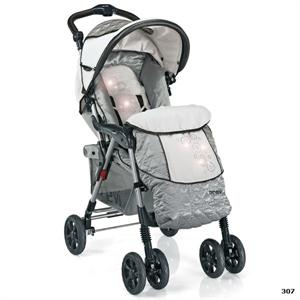 Детская прогулочная коляска Brevi Grillo