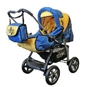 Детская коляска-трансформер Bart-Plast   PRINCESSA B