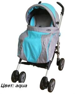 Коляска Baby  Care  Discovery