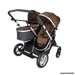 Детская коляска для двойни Firstwheels City Twin 2 in 1