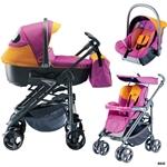 Детская коляска 3 в 1 Neonato Multisport