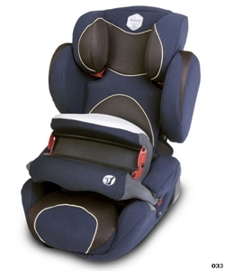 Автокресло детское Kiddy Comfort Pro