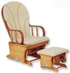 Кресло-качалка для кормящей матери Neonato Poltrona piera