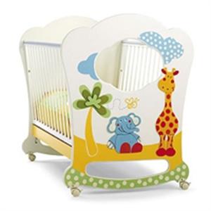 Кроватка Pali GiGi&LeLe Oblo