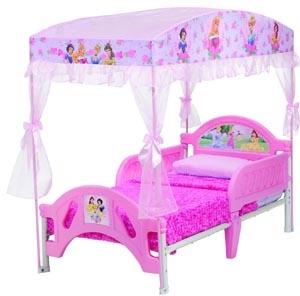 """Кровать игровая с шатром Disney """"Принцесса"""" ВВ86920PS"""