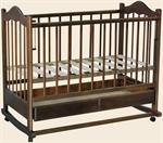 Кроватка детская Кира - качалка (Ведрусс)