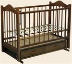 Кроватка детская Кира - маятник (Ведрусс)