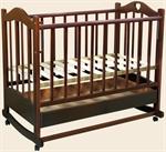 Кроватка детская Лана - Качалка (Ведрусс)