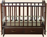Кроватка детская Лана - Маятник (Ведрусс)
