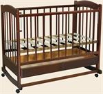 Кроватка детская  Радуга - Качалка (Ведрусс)