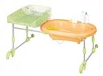 Ванна с пеленальным столиком  Brevi  Reversible Bagnotime