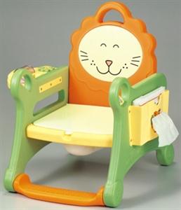Горшок стульчик Haenim toy DS 804 Львёнок