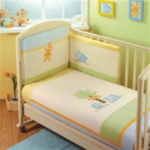 Комплект постельного белья Feretti Jungle (6 предметов)