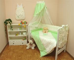 """Детский комплект в кроватку Bombus """"Абэль"""" (7 предметов)"""