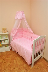 Детский комплект в кроватку Bombus Премиум (7 предметов)