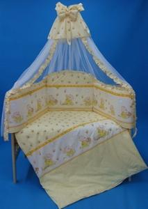 Детский комплект в кроватку Bombus  Валюша  (7 предметов)