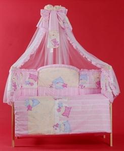 Детский комплект в кроватку Bombus Детки  (7 предметов)