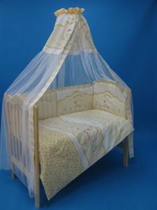 Детский комплект в кроватку Bombus Иришка  (7 предметов)