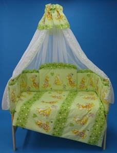 Детский комплект в кроватку Bombus Кирюша  (7 предметов)
