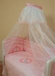 Детский комплект в кроватку  Bombus  Королевский (8 предметов)