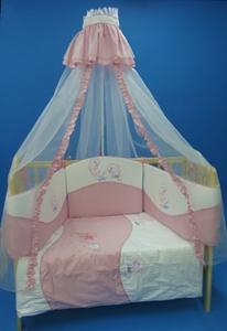Детский комплект в кроватку Bombus  Морской  (7 предметов)