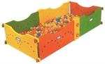 Игровой бассейн Happy Box JM-711 6 секций (без мячей)