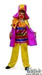 Карнавальный костюм Клоун Вася с носом 8038