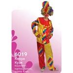 Карнавальный костюм 6019 Клоун Кузя