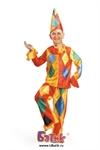 Карнавальный костюм Арлекино код 6002