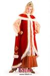 Карнавальный костюм Царица (бархат) код 1115