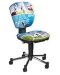 Детское стул-кресло  Kiddi star Soccer