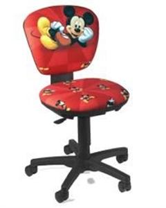 Детский стул - кресло  Power Mickey (red)