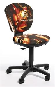 Детский стул-кресло Пираты Карибского моря