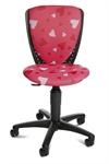 Детский стул-кресло Сердечки