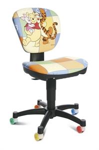 Детский стул-кресло Винни Пух
