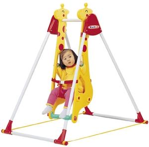 """Качели """"Жираф"""" для одного ребёнка Haenim toy DS-707"""