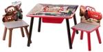 """Стол игровой со стульями Disney """"Машины"""" TT 87404 CR"""