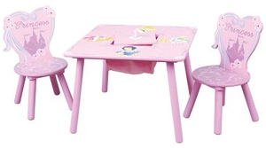 """Стол со стульями игровой Disney """"Принцессы из замка"""" ТТ 87346 PS"""