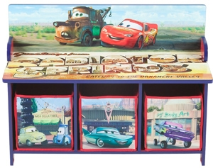 """Ящик для игрушек Disney """"Машины"""" TB 83219 CR"""