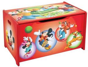 """Ящик для игрушек Disney """"Микки и его друзья"""" TB 87261 MM"""