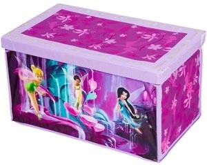"""Ящик для игрушек Disney """"Феи"""" TB 83392 FR"""