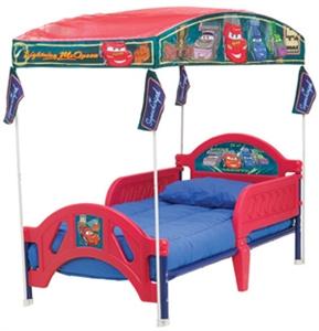 """Кровать игровая с шатром Disney """"Машины"""" BB 86937 CR"""