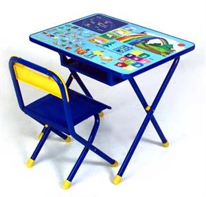 Детский набор складной мебели Деми №2