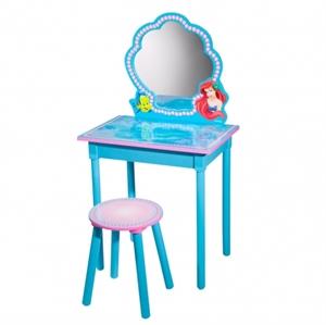 Столик туалетный со стулом Disney Русалочка TF 86552 LM