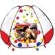 Игровой домик с мячиками (500 шт) Код ЛИ 623