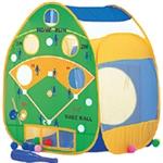 Игровой домик с мячиками Бейсбол  Код 4706