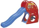 """Горка """"Дельфин"""" с баскетбольным кольцом Haenim toy HNP-716"""