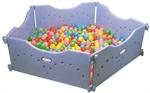 Игровой бассейн Happy Box JM-713 (с мячами 200шт) 5 секций