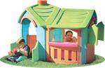 Игровой домик Вилла с пристройкой Marian Plast  662